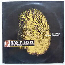 "MAXI 12"" RAP   MAN PRAXEL Cleptomaniac   SP 2245"