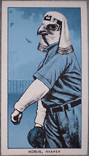 Jack White Stripes Poster 2015 Santiago Horus Signed & Numbered #/192