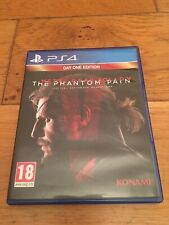 Metal Gear Solid V: The Phantom Pain PS4/Playstation 4 []