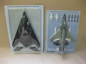 2 GE FABBRI Model Aircraft ~ Scale 1:100 ~ Sealed ~ F-117 Nighthawk & 1 Other