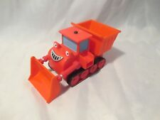 "Bob the Builder 6"" Talking Muck Dump Truck Vehicle Figure Hasbro excellent"