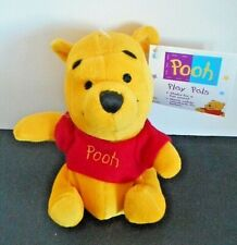 The First Years Pooh Play Pals Vintage DIsney No. 2191 Shake Toy