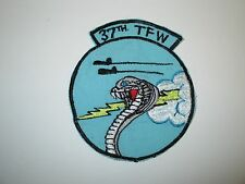 b6190 US Air Force Vietnam 37th TFW Tactical Fighter Wing lt blue IR21A