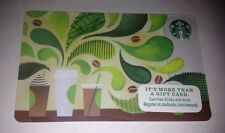"STARBUCKS COFFEE 2015 GIFT CARD ""HOW TO MAKE COFFEE"" 6111 NO VALUE US LIMITED"