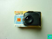 Vintage Kodak Fun Saver TeleFoto Disposable Camera 35mm - Expired 02/1996