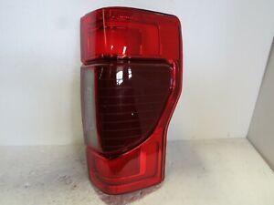 OEM 2020 2021 Ford F250 F350 RH Passenger side LED Tail Light Blind Spot