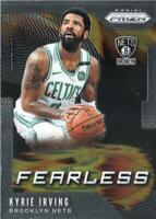 2019-20 Panini Prizm Basketball Fearless #1 Kyrie Irving