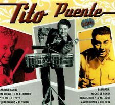 Tito Puente   (2 CDS SET) Spain Import   BRAND  NEW SEALED CD