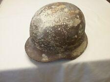 Original Stahlhelm Wehrmacht Scheunenfund