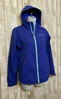 Columbia Lightweight Athletic Rain Jacket Packable Vented Windbreaker Size S