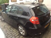 BMW 118d spares or repair