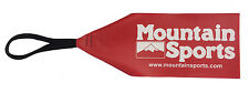 "Long Load Travel Red Safety Flag for Kayaks, Canoes & SUP's 6"" x 15"""