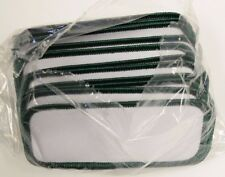 Lot of 25 Pieces 25x Green Border Blank 1.5 x 3.5 1.5