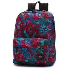 Vans Off The Wall Saulo Ibarra Alebrijes Purple Backpack Travel Bag NWT Girls