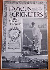RARE Original Famous Cricketers, K.J.Key, Surrey, Cambridge Cricket Ground 1895