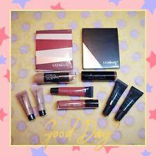 Ulta Beauty Deluxe Sample Lot of 10 Eye Shadows Highlighting Lipstick Eye Primer