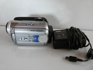 JVC GZ-MG26AA Everio  Hard Disk Camcorder