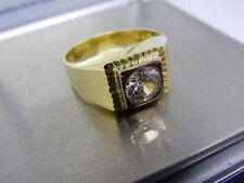Gold Unisex Diamanten Ringe