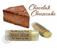 Chocolate Cheesecake Natural Lip Balm