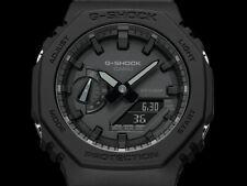 LIMITED CASIO G SHOCK GA2100 1A1ER CASIOAK STEALTH BLACK MATTE OCTAGON