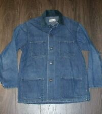 Vintage Madewell Workwear Selvedge Denim Coat Approximate S-M