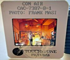 Con Air Explosion 2x2 (1 film cell) Touchstone Pictures Mounted 1997