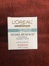 L'Oréal Continuous Moisture Cream