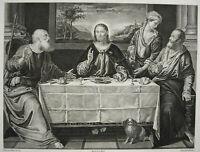 The Pilgrims D'em Maus Christ 1837 Ap Palma Vecchio Cartoon Per Wicar Forster
