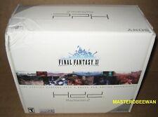 Final Fantasy XI Online 40GB HDD Hard Disk Drive Bundle PlayStation 2 PS2 New