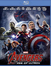 Avengers: Age of Ultron (Blu-ray Disc, 2015)  free shipping !!!!!