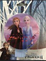 Disney Frozen 2 LED Night Light Princess Anna & Elsa