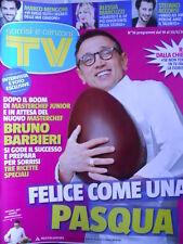 TV Sorrisi e Canzoni n°16 2014 Marco Mengoni Valentina Corti Dalla Chiesa  [D18]
