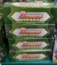2020 Bowman Draft Baseball Factory Sealed Hta Jumbo Box