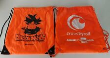 Official Crunchyroll Anime Dragon Ball Super (Goku) Tote Carry Bag and More Used