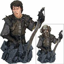Lord of the Rings: Frodo in Orc Armor Mini Bust LOTR SEALED! OOP  Gentle Giant