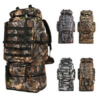 Rucksack Brandit 8018 Aviator 100L Trekking Tactical Backpack BAS Flecktarn