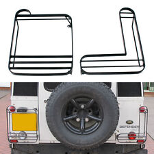Rear Lamp Guards for Land Rover Defender