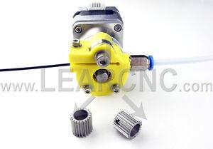 LearCNC -  Extruder Spur Gear 8mm Bore  Reprap Kossel 3D Printer S10T05M022S0508