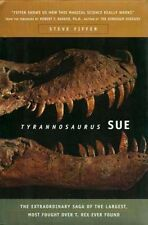 "$8 Million Biggest Ever ""Tyrannosaurus Sue"" Commercial Fossil Hunting Cheyenne"