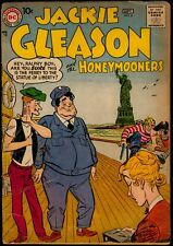 Dc Comics Jackie Gleason And The Honeymooners #8 Vg 4.0