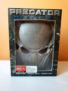 Predator Trilogy Blu-Ray -   MASK -   Special Edition