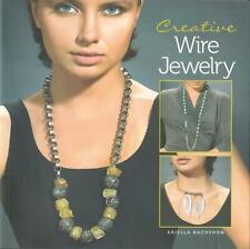 CREATIVE WIRE JEWELRY, ARIELLA NACHSHON - NEW & PERFECT PAPERBACK