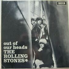 THE ROLLING STONES - OUT OF OUR HEADS -  LP - MONO