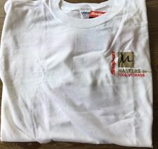 Snap On T Shirt White NWT Master Series Tool Storage Truck TS6 Size M