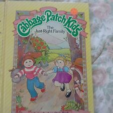 Cabbage Patch Kids hardcover book vintage choose 1