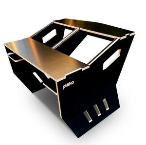 Pleko Music Mastering Desk - Music Studio Furniture - Made in Melbourne, AU