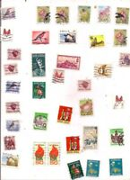 37 SOUTH AFRICA stamps.