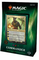HEAVENLY INFERNO Commander 2017 Anthology Complete Deck NEW *NO BOX*
