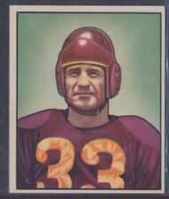1950 Bowman Football Card #100 Sammy Baugh Redskins NM
