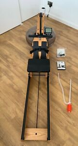 Water Rower S4 Natural Ash